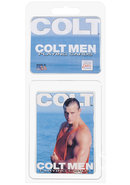 Colt Men Playing Cards