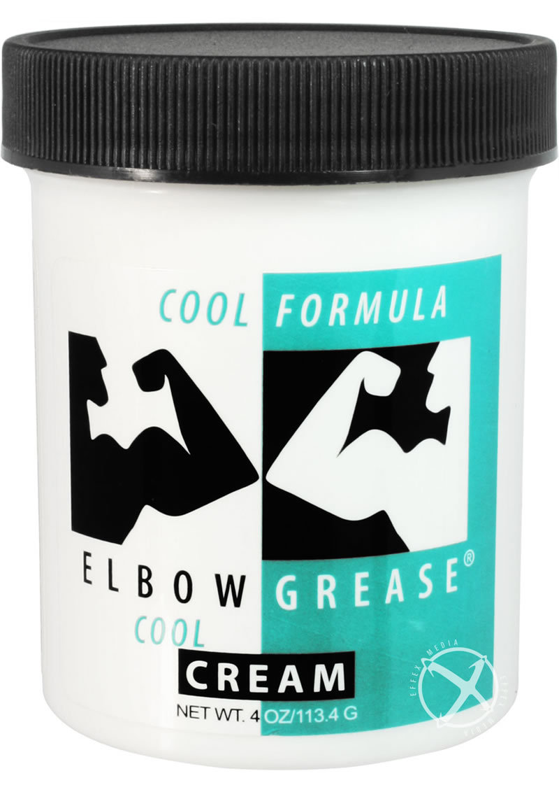 Elbow Grease Cool Cream Formula 4 Ounce